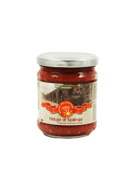 Salumificio Bellantone_Nduja in Vasetto